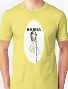 No Idea 2 T-Shirt