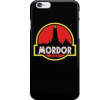 Mordor Park iPhone Case/Skin