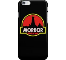 Mordor Park iPhone Case/Skin