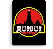 Mordor Park Canvas Print