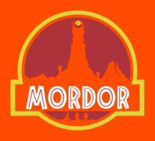 Mordor Park Kids Tee