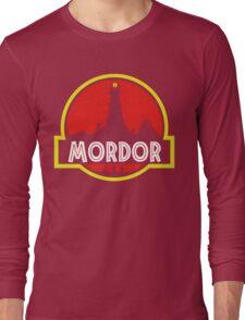 Mordor Park Long Sleeve T-Shirt