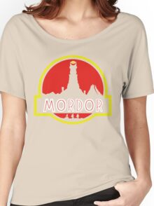Mordor Park Women's Relaxed Fit T-Shirt