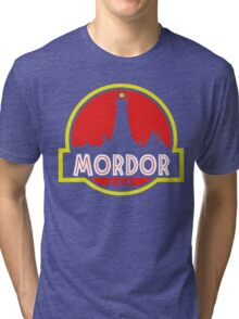 Mordor Park Tri-blend T-Shirt