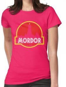 Mordor Park Womens Fitted T-Shirt