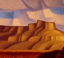 Undo Butte by Rob Colvin