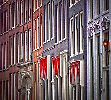 Amsterdam, Rozenstraat by Peter Maeck