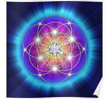 Sacred Geometry 25 Poster