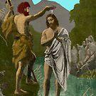 The Baptism. by albutross