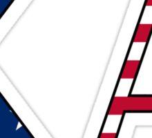 Kappa Alpha America Sticker