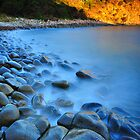 Bluestone Bay - Dawn Portrait by Garth Smith