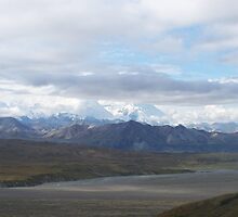 Out of a Dream - Mt. McKinley by bbegnaud