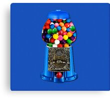 MEMORIES OF GUMBALL MACHINE >>PILLOWS,TOTE BAG,JOURNAL,MUGS,SCARF ECT.. Canvas Print