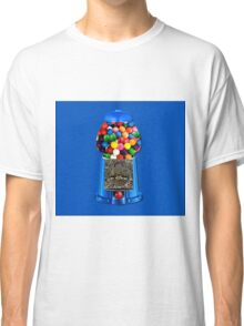 MEMORIES OF GUMBALL MACHINE >>PILLOWS,TOTE BAG,JOURNAL,MUGS,SCARF ECT.. Classic T-Shirt
