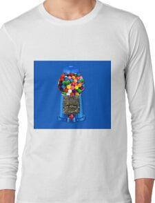 MEMORIES OF GUMBALL MACHINE >>PILLOWS,TOTE BAG,JOURNAL,MUGS,SCARF ECT.. Long Sleeve T-Shirt