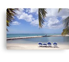 Aruba Holiday Metal Print