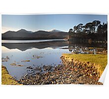 Dewentwater Winter afternoons #2 Poster