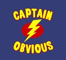 Captain Obvious T Shirt Unisex T-Shirt
