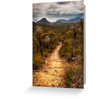 """Nature Trail"" Greeting Card"
