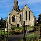 All Saints Welcome by JEZ22