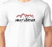 Simplistic Mount Weather Unisex T-Shirt