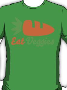 Eat Veggies T-Shirt