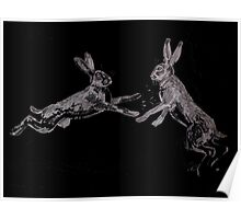 Mad as a March Hare Poster