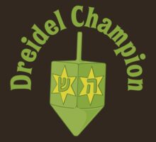 Dreidel Champion by KimberlyMarie
