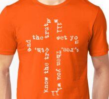 Truth Cross (Dark) Unisex T-Shirt