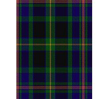 00349 Ofally County District Tartan Photographic Print