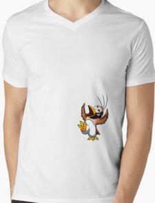 Hippo the Owl? Mens V-Neck T-Shirt