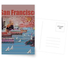 Port of San Francisco Postcards