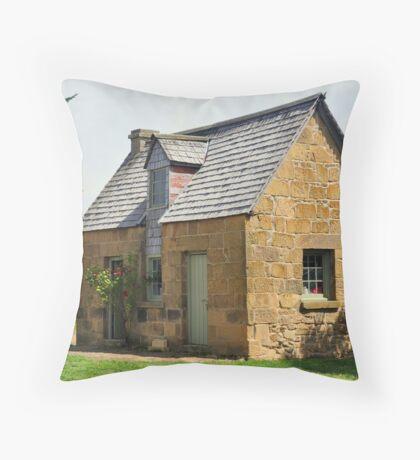 Australia, Tasmania Heritage Buildings Throw Pillow