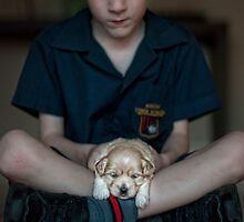 A boy's best friend... by Nicole Goggins