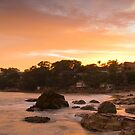 Gunyah Beach by Graham Grocott