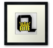 AFL Elite  Framed Print