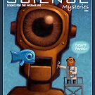 Science Mysteries by Rob Colvin