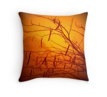 Kirsten Smith's 'Out of the Desert' Throw Pillow