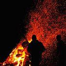 Bonfire by Julian Fulton-Boote