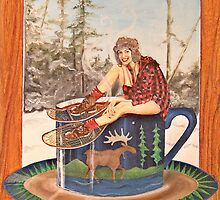 Bean to the Gunflint by Peggy Selander