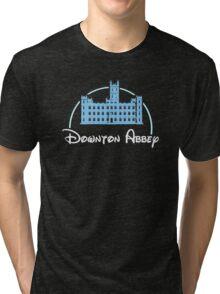 Downton Abbey / Disney Tri-blend T-Shirt