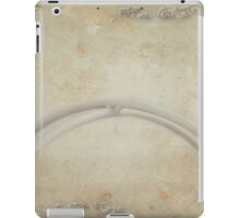 Parts of Chair - April iPad Case/Skin
