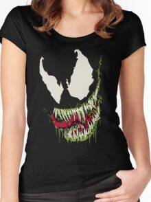 Venom Women's Fitted Scoop T-Shirt