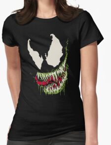 Venom Womens Fitted T-Shirt