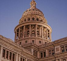 Texas State Capitol by Susan Russell