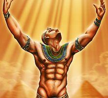 Son of Ra by LivingHorus