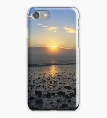 Foggy dusk iPhone Case/Skin