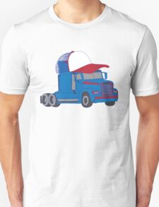 Trucker Hat Trucker T-Shirt