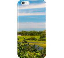 Celtic Shores Coastal Trail iPhone Case/Skin