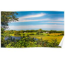 Celtic Shores Coastal Trail Poster